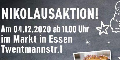 Nikolausaktion in Essen